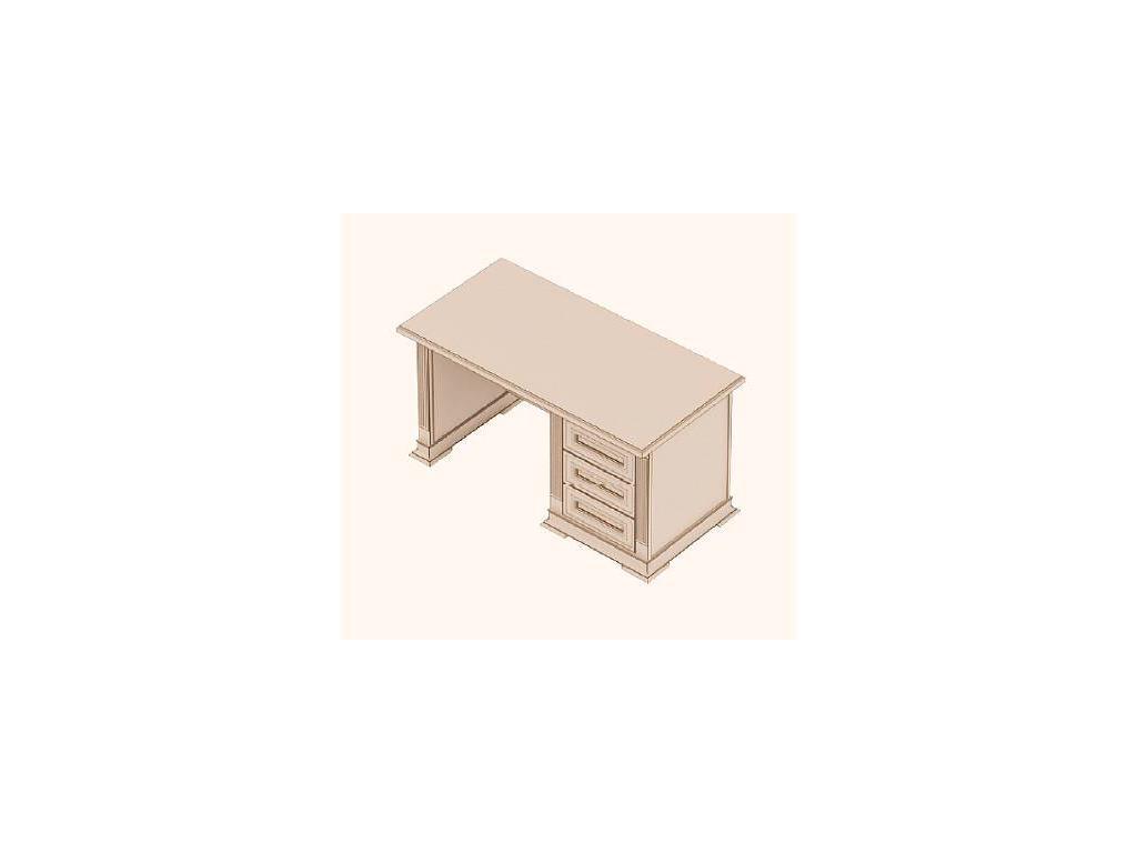 Buona Sera: Liberta: стол письменный малый (ольха)