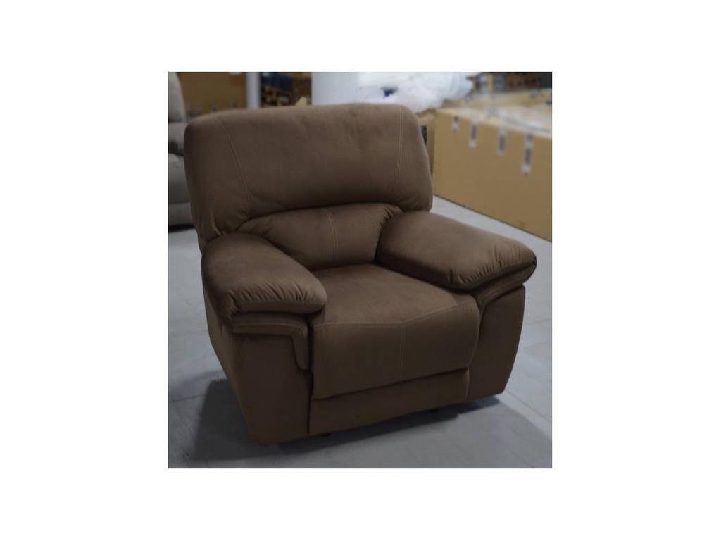 F. Divani: Австралия: кресло с механическим реклайнером (ткань)
