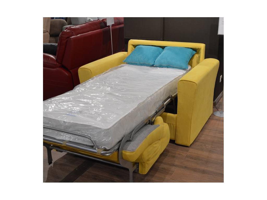 F. Divani: Альба: кресло-кровать (ткань)