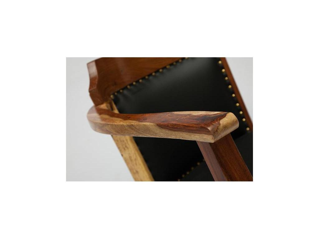 Loftit: Bombay: кресло  (палисандр)