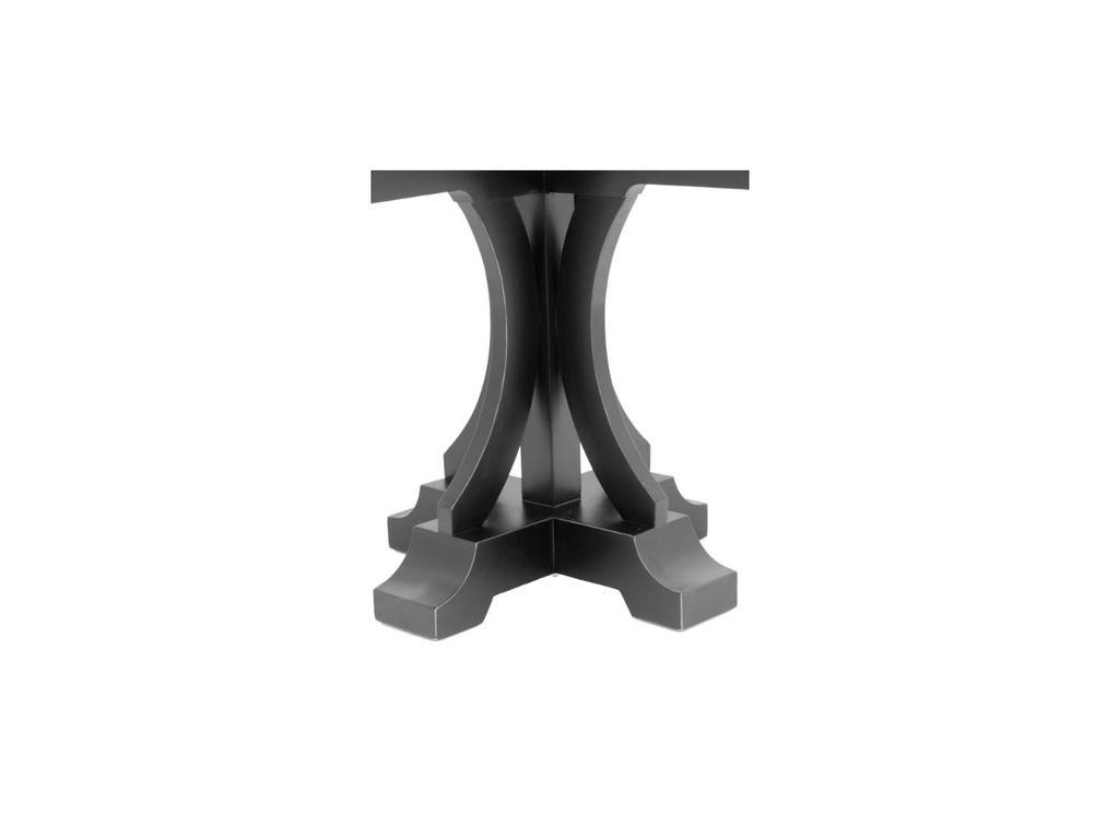 Interior: Rufalo: стол обеденный  (черный)