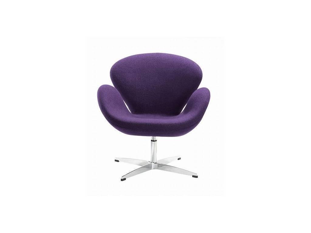 Dhome: Swan Sofa: кресло  (ткань)