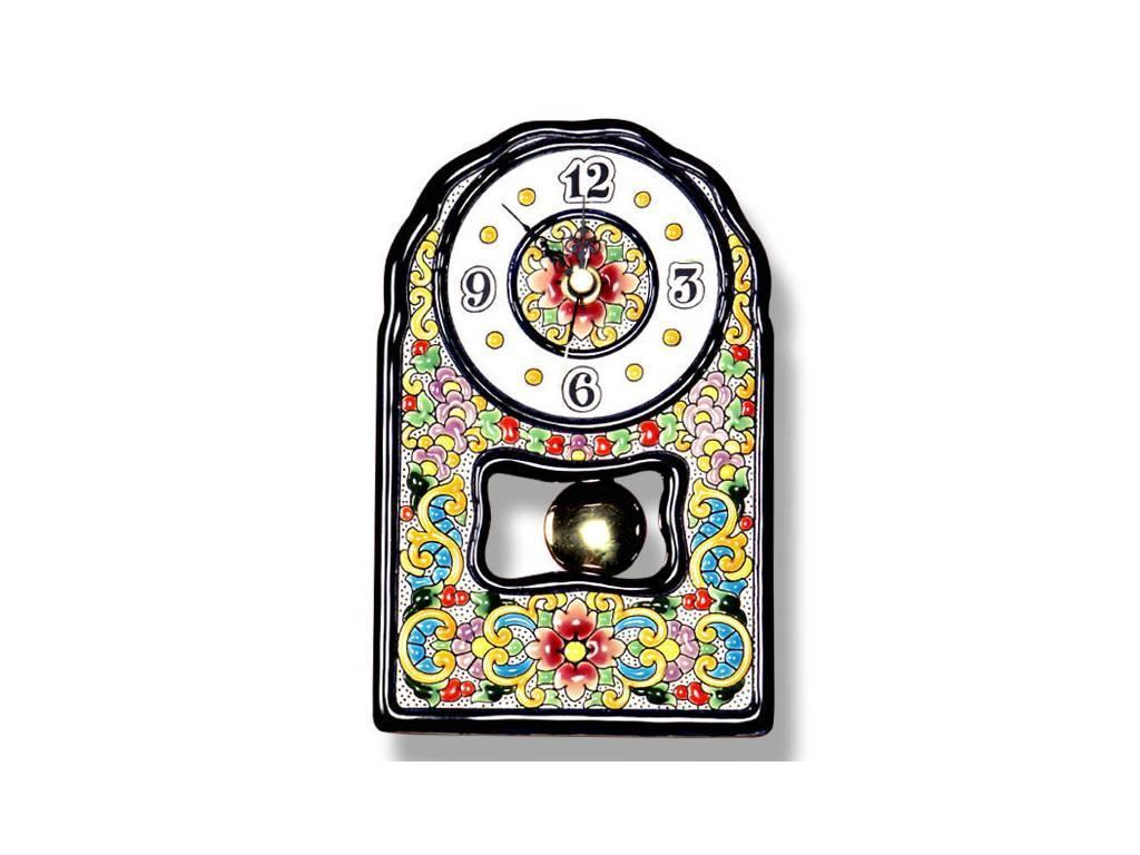 Artecer: часы настольные  с маятником 11х18см