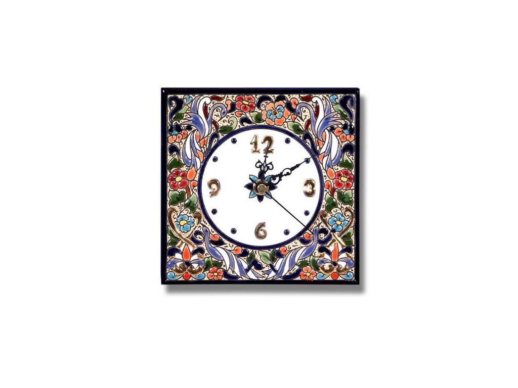 Artecer: часы настенные  15х15см