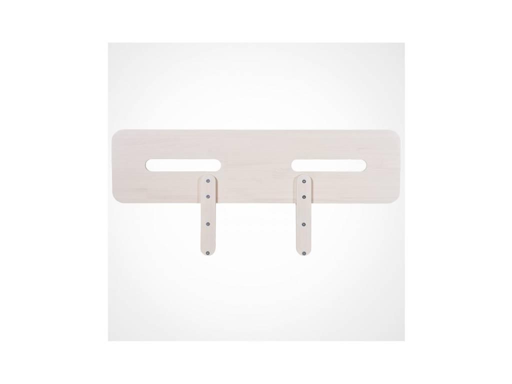 Лесные Мануфактуры: Точка-Тире: боковая спинка на кровать 110  (белый)