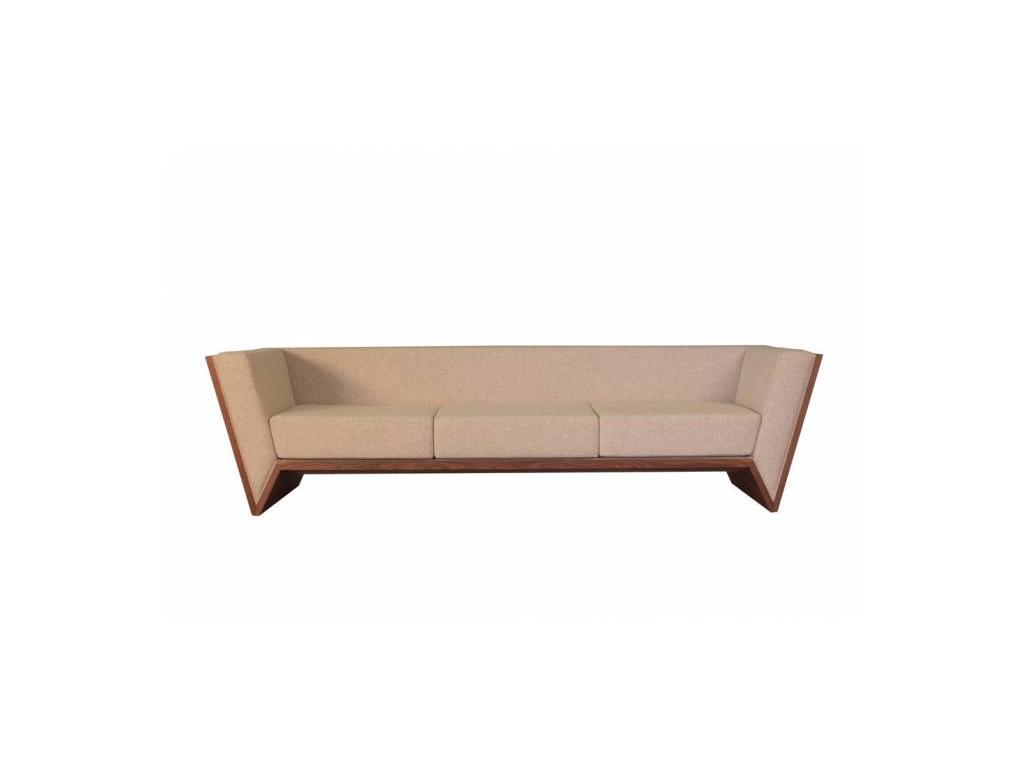 Zignatur Buro: West: диван 3-х местный (ткань)