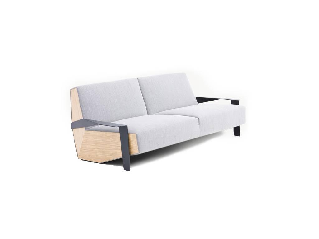 Zignatur Buro: Boot: диван 2-х местный (кожа Stella Clean)