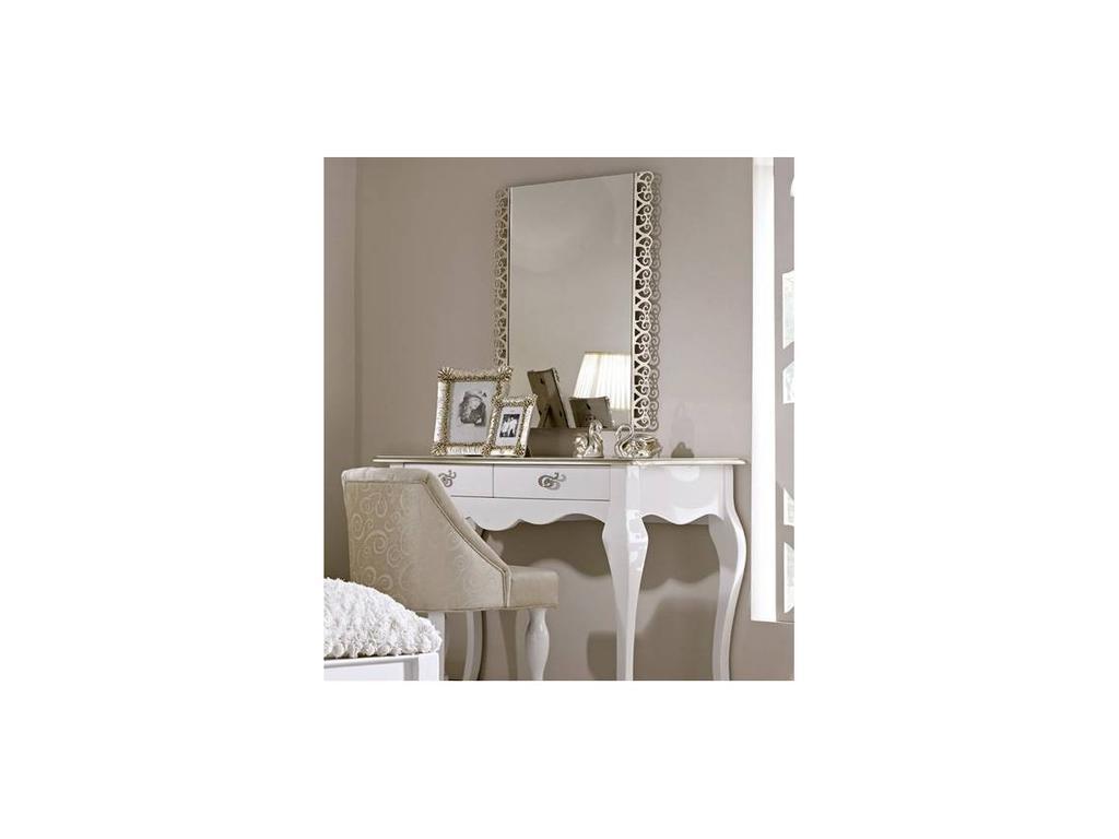 Hemis: зеркало настенное  (золотая краска)
