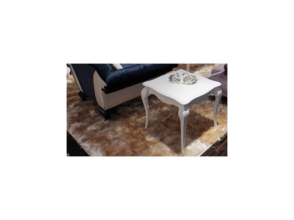Hemis: стол журнальный  (белый)