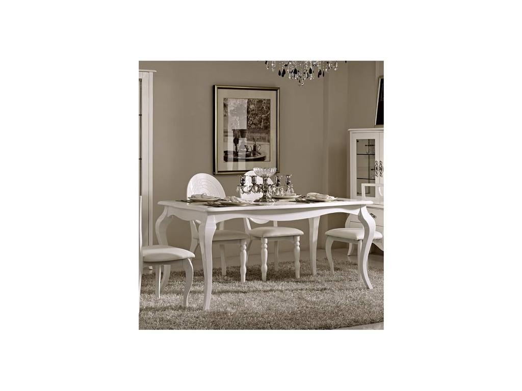 Hemis: стул  (белый, экокожа)