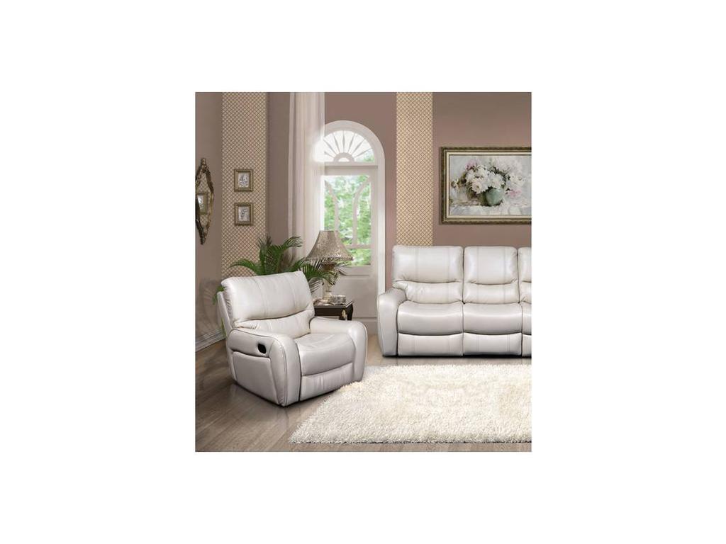 In Style: Бостон: кресло  (белый)