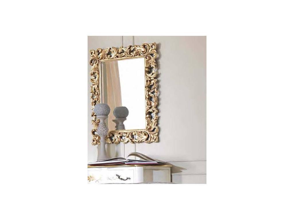 Cafissi: Bellosguardo: зеркало для комода  Gruppo II (золото)