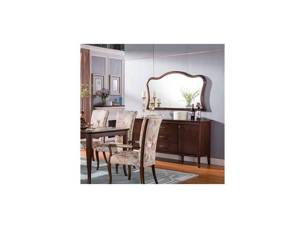 Carpenter: 309: зеркало настенное  к буфету (слоновая кость)