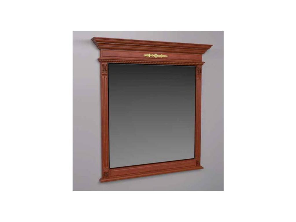 Arco Decor: зеркало (орех, коричневая патина)