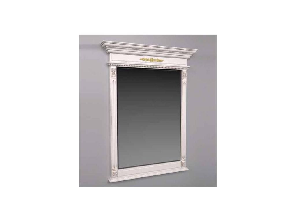 Arco Decor: зеркало (беж, коричневая патина)