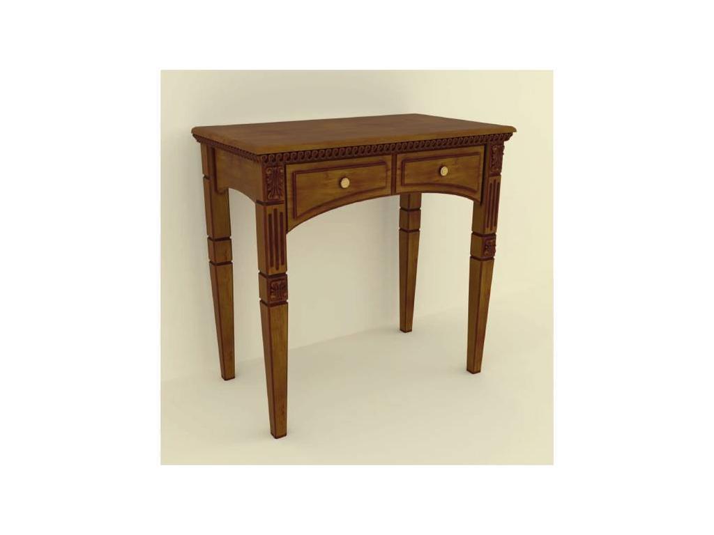 Arco Decor: стол туалетный (орех, коричневая патина)
