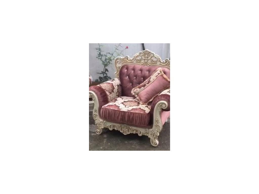 Beloni: Сандра: кресло (слоновая кость)