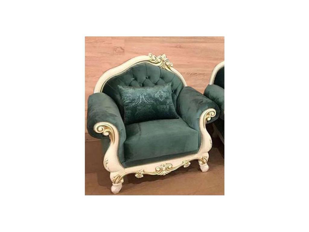 Beloni: Сева: кресло (слоновая кость)