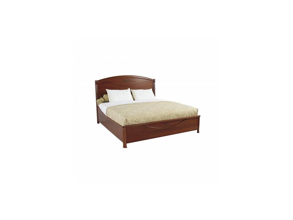 Liberty: Сан-Ремо: кровать 120х200  без изножья (вишня)