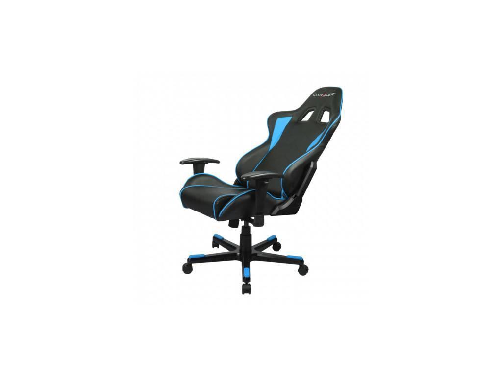 DXRacer: Formula: кресло компьютерное  (черный, синий)