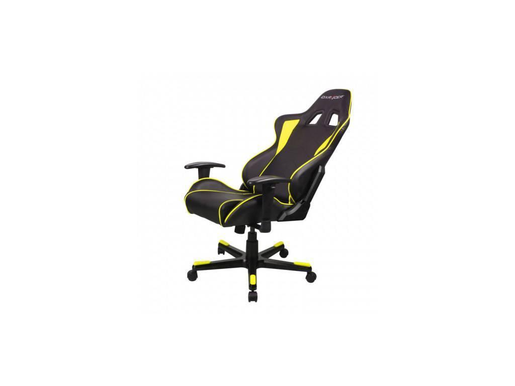 DXRacer: Formula: кресло компьютерное  (черный, жэелтый)