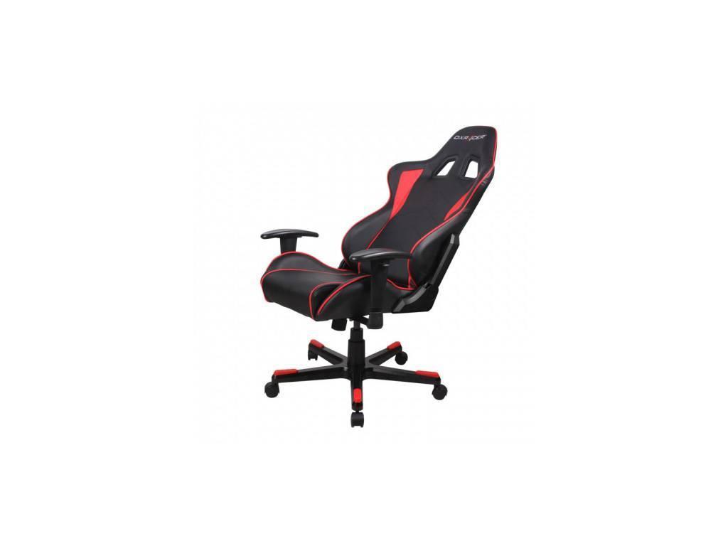 DXRacer: Formula: кресло компьютерное  (черный, красный)