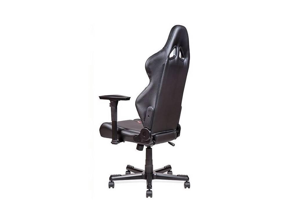 DXRacer: Racing: кресло компьютерное  (черный)