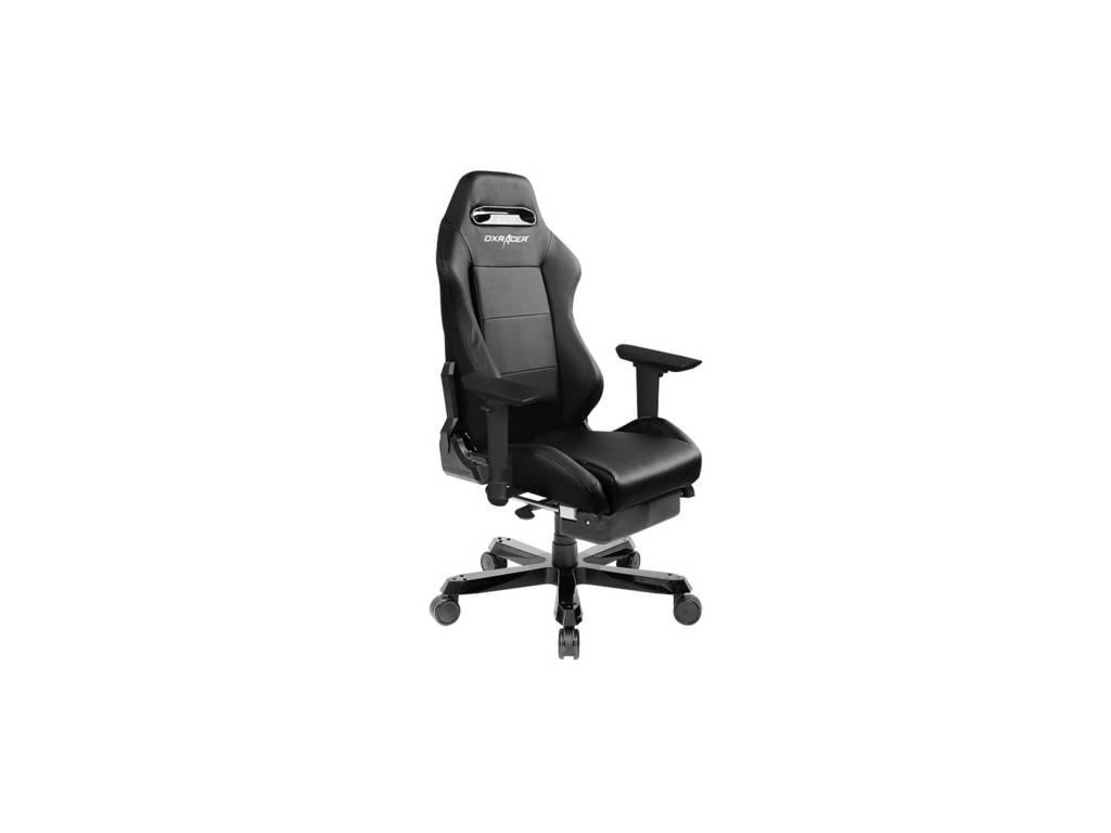DXRacer: Iron: кресло компьютерное  (черный)