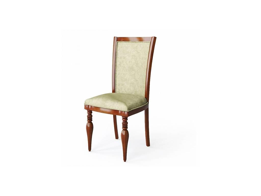 Zzibo Mobili: Ла Скала: стул  (орех, ткань)