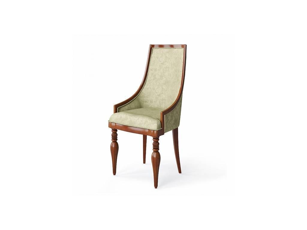 Zzibo Mobili: Ла Скала: кресло  (орех, ткань)