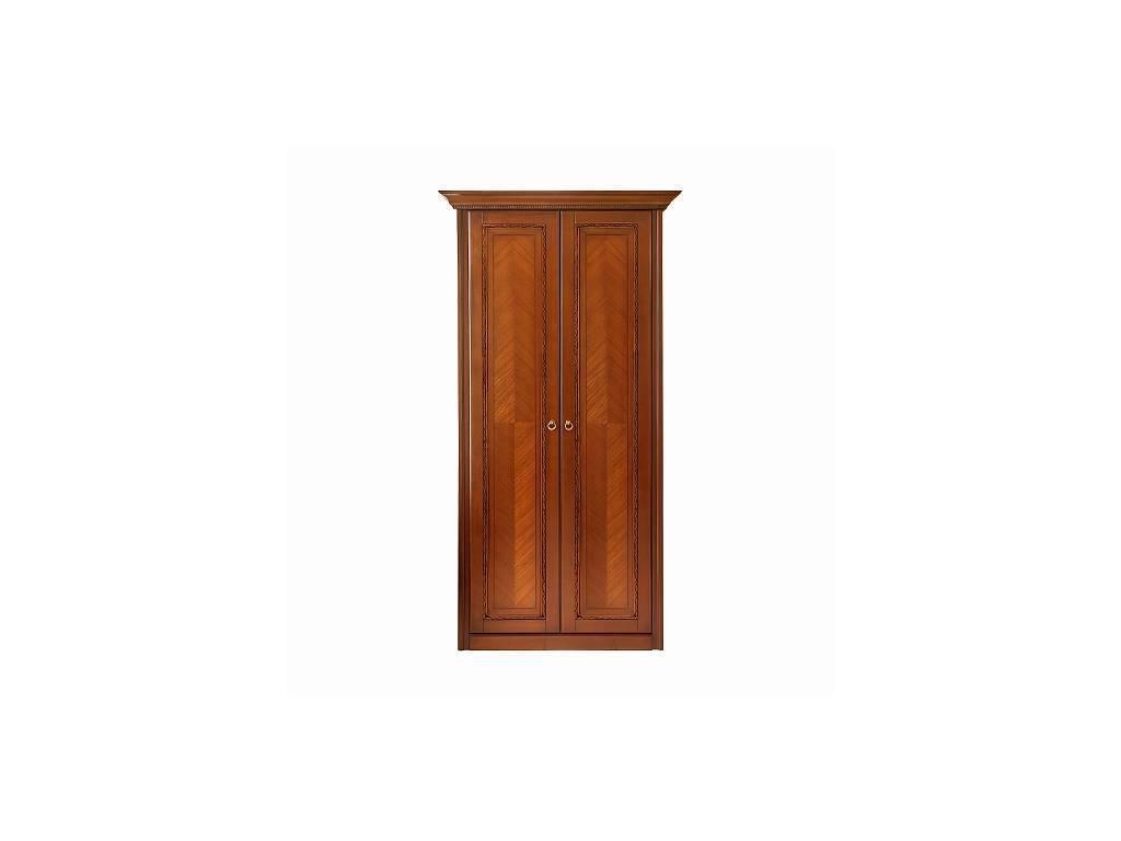 Liberty: Палермо: шкаф 2-х дверный  (янтарь)