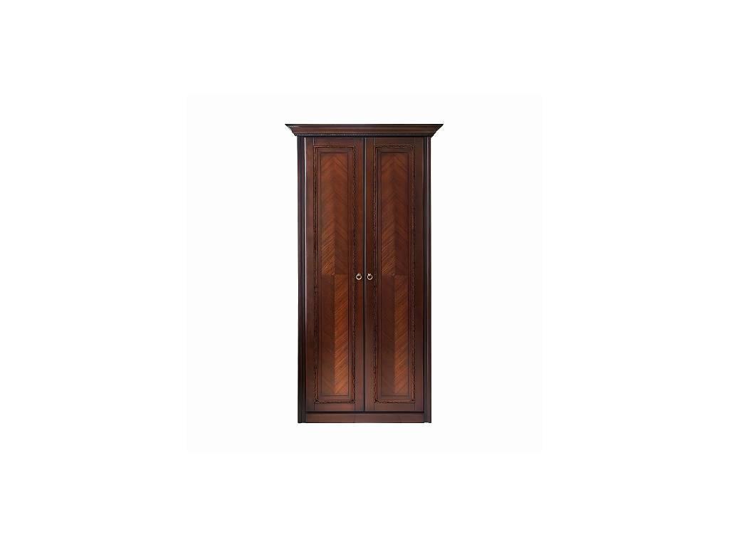 Liberty: Палермо: шкаф 2-х дверный  (вишня)