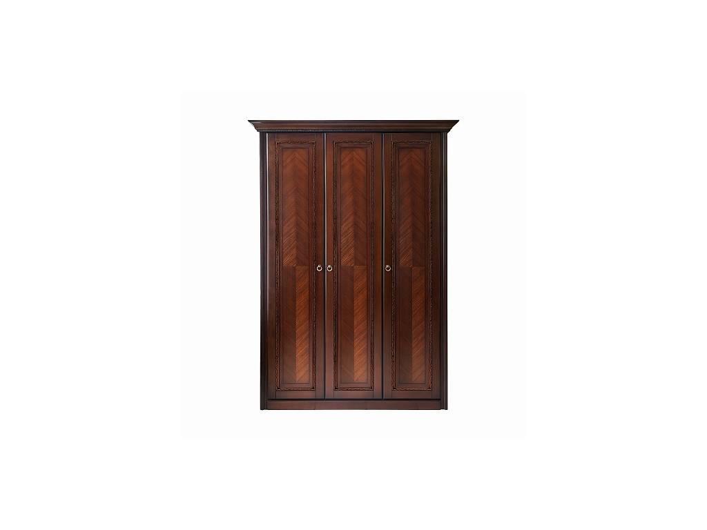 Liberty: Палермо: шкаф 3-х дверный  (вишня)