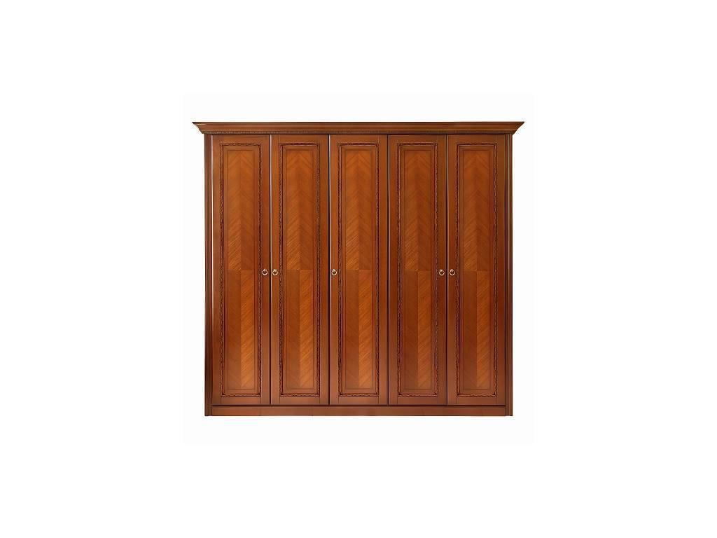 Liberty: Палермо: шкаф 5-ти дверный  (янтарь)