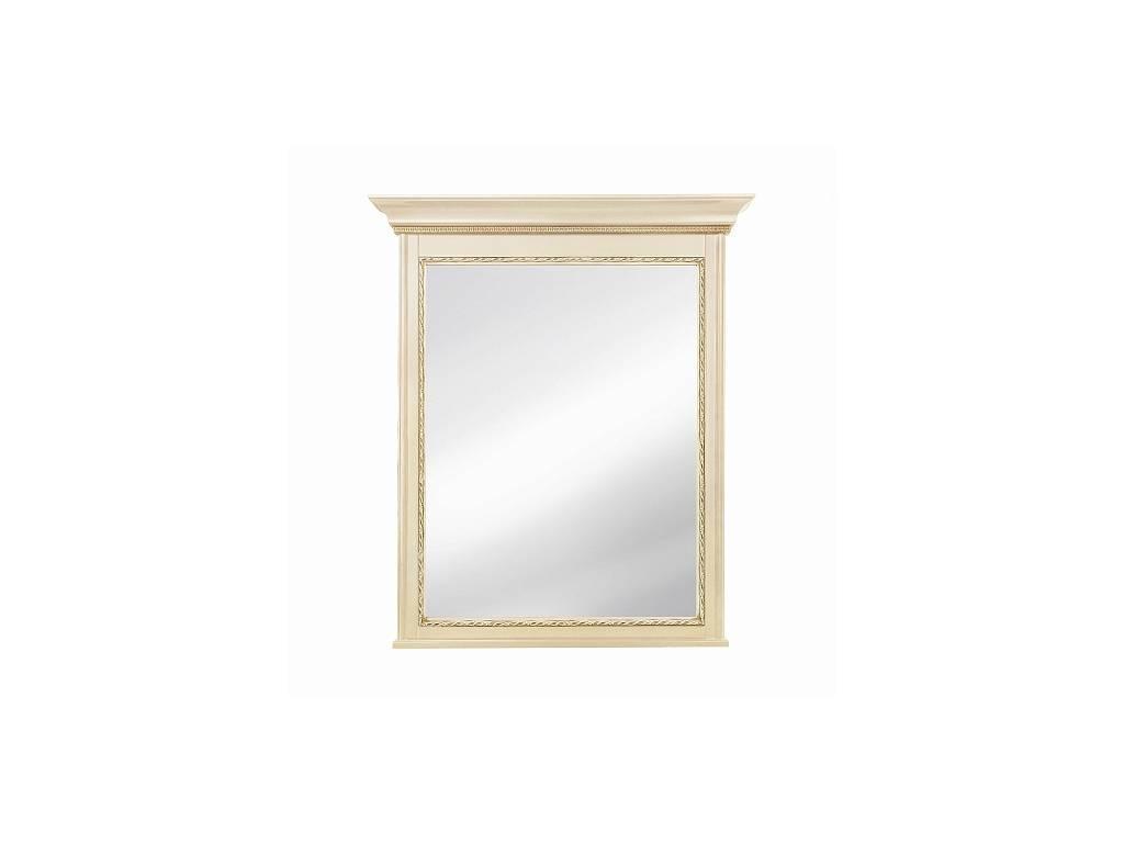 Liberty: Палермо: зеркало настенное  (ваниль, золото)