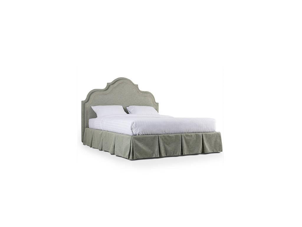 БМ: Генова: кровать 160х200  c подъем.мех. (светло серый)