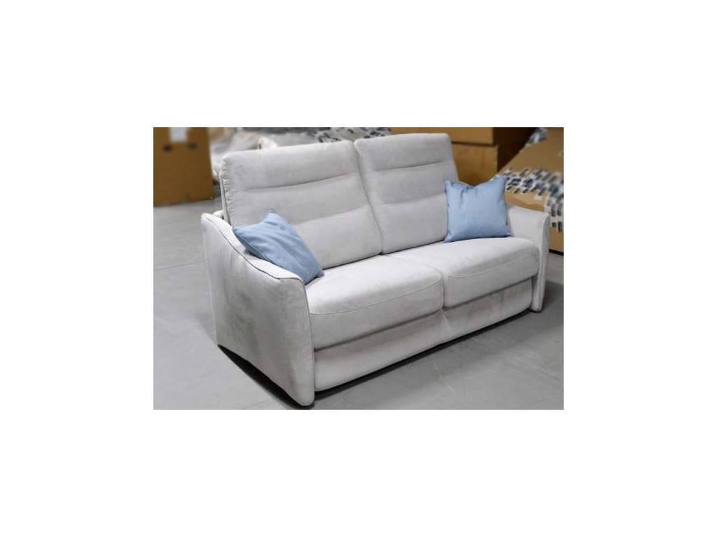 F. Divani: Рита-Шик: диван 3-х местный раскладной тк. B-220, тк. B-217 (светло бежевый)