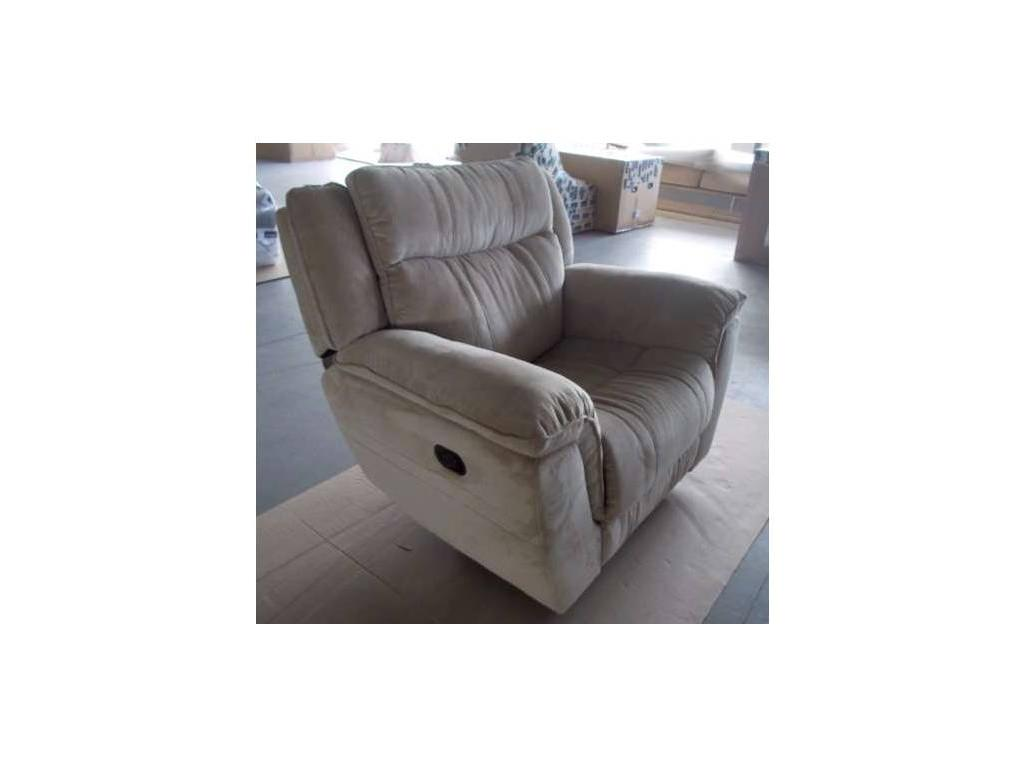 F. Divani: Алабама: кресло-качалка (ткань)