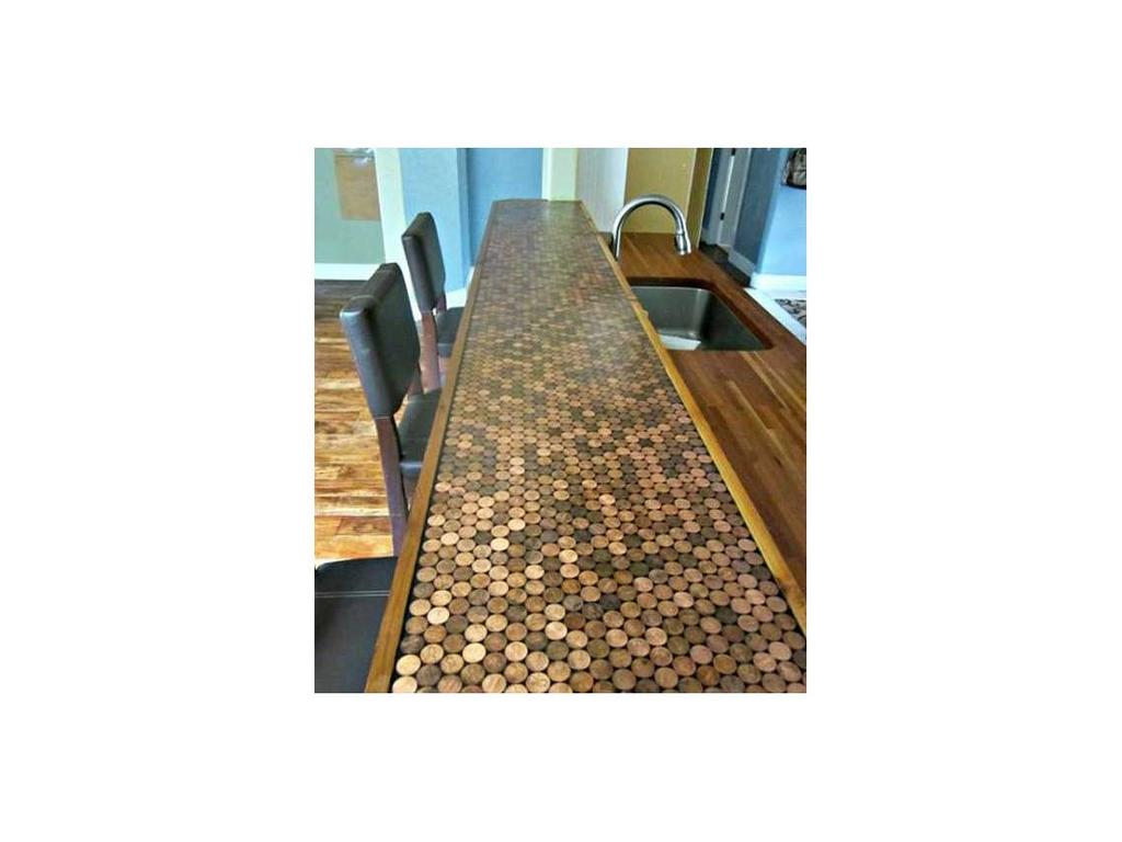 СКС: Монеты: стол (натуральное дерево)