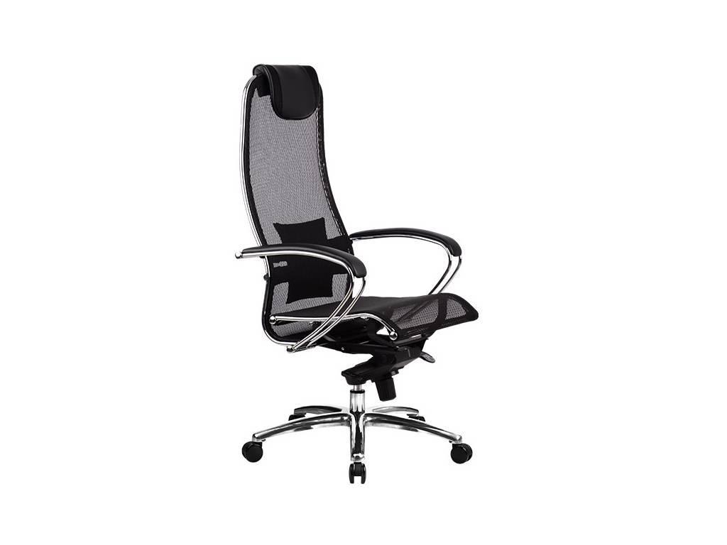 Consul: Samurai: кресло офисное  (черный)