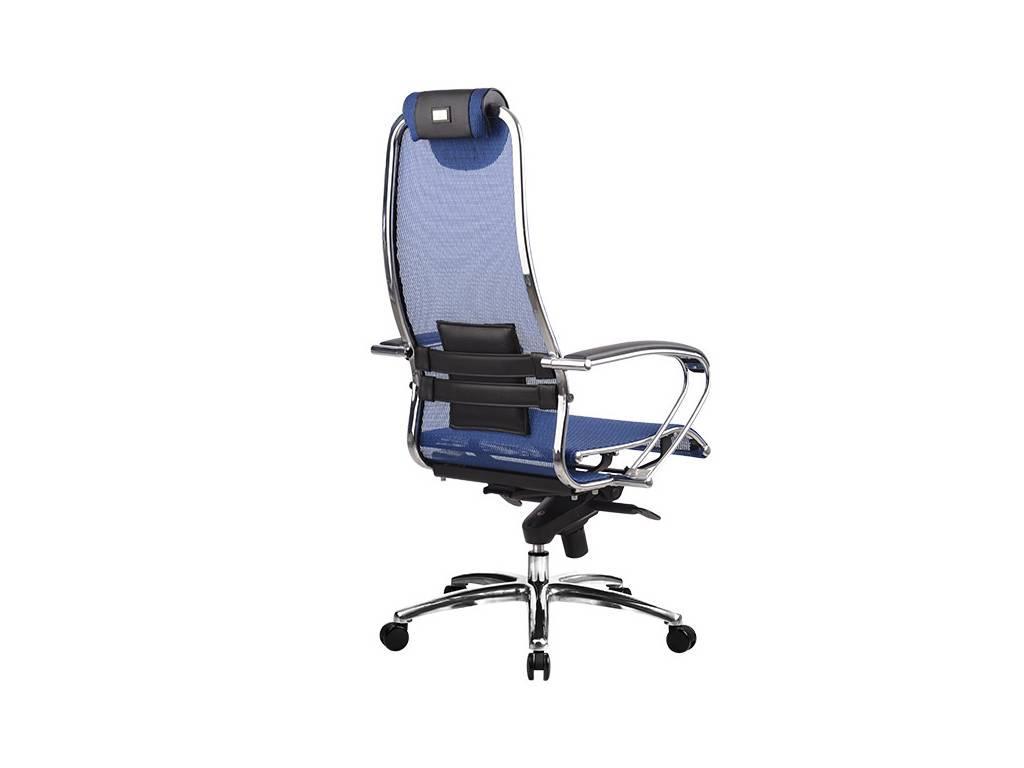 Consul: Samurai: кресло офисное  (синий)