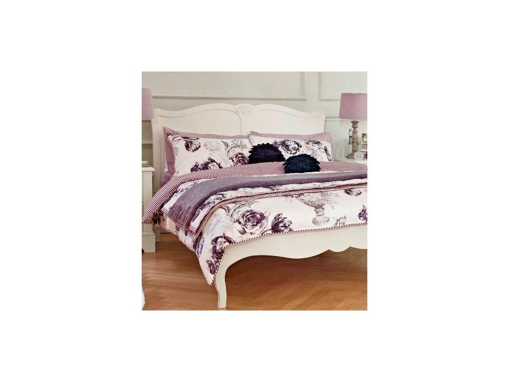 Isabella: кровать 180х200 (белый)