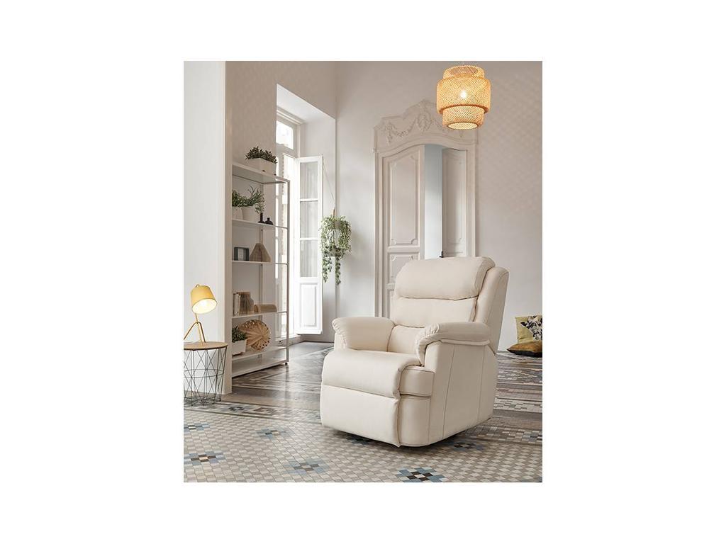 Acomodel: Caldas: кресло-реклайнер (ткань)