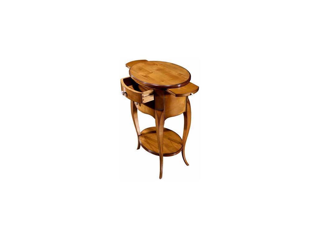 Antika: Auris: стол консольный  2 ящ. (шпон, лак)