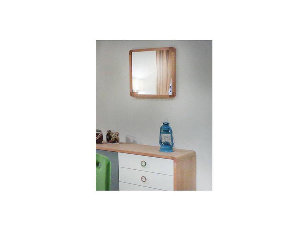 Decor Home: Adriana: зеркало  (дуб, цвет)