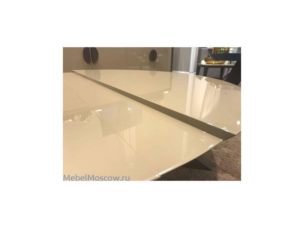 MHC: Emilio-С: стол журнальный (мореный дуб, лак беж)
