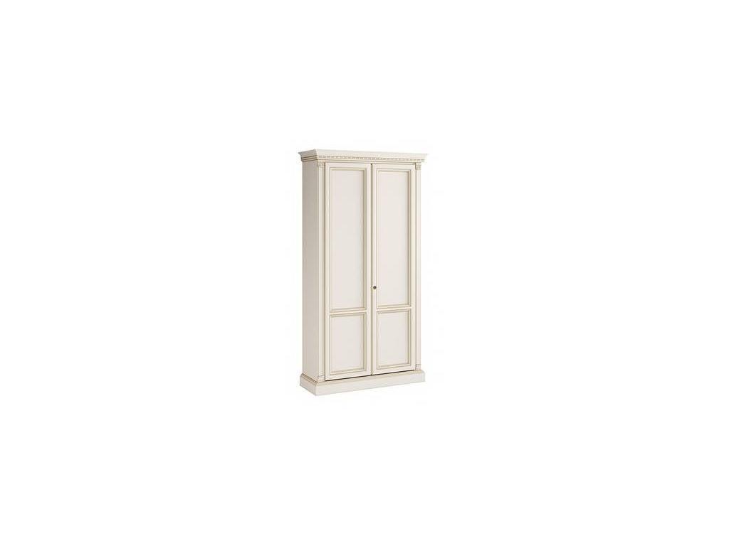 Liberty: Флоренция: шкаф 2 дверный  (белый)
