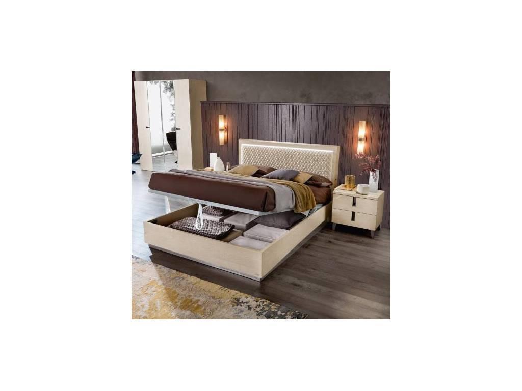 Camelgroup: Ambra: спальная комната (янтарная береза)