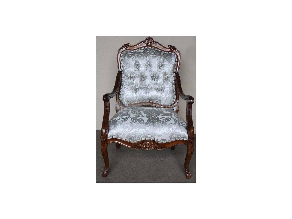 Jakarta: Георгина: кресло  (орех, ткань)