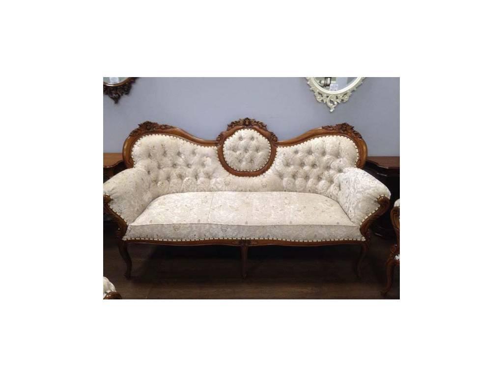 Jakarta: Долар: диван  (орех, ткань)
